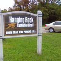 Hanging-Rock-Battlefield-Trail