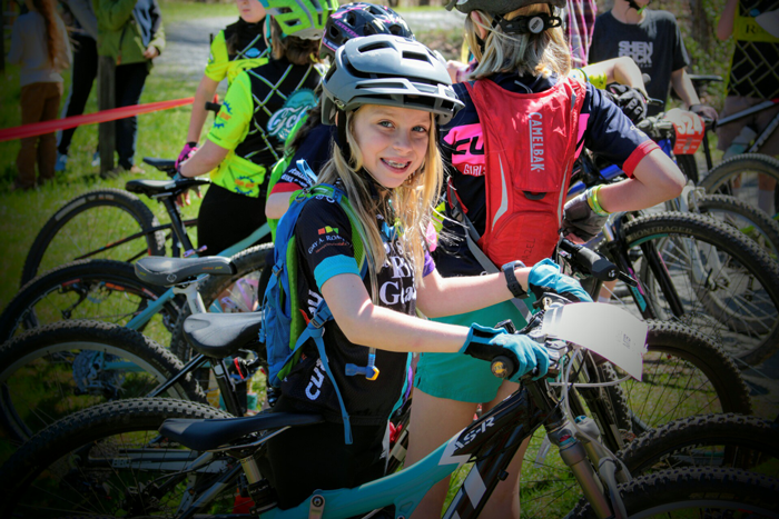 junior mountain biking