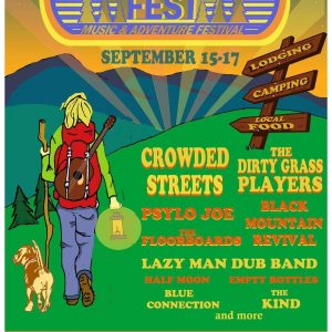 WA FEST Music & Adventure Festival @ Wilderness Adventure at Eagles Landing | New Castle | Virginia | United States