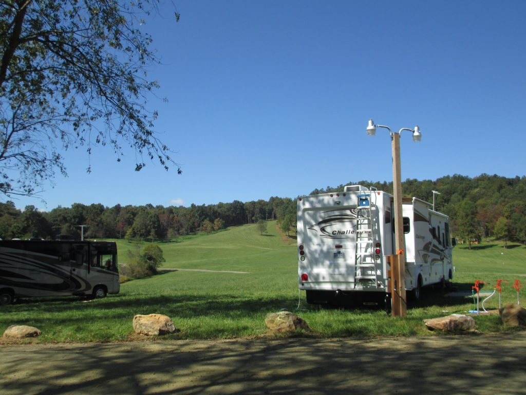chantilly farm campground